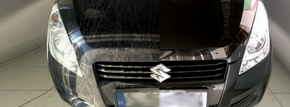 Suzuki Splash koszos majd tiszta